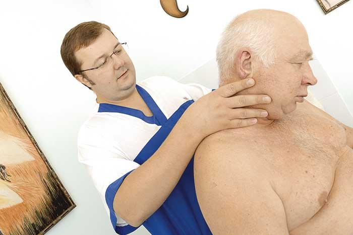 Лечение позвоночника у доктора шубина